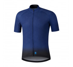 Shimano Shirt Team Navy Heren