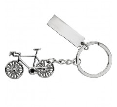 Cycling Gifts Key Ring Race