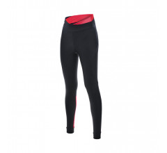 Santini Fietsbroek kort zonder bretels Rood Dames - Sfida Tights Red