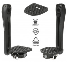 Pedal Plate – Pedal Adapter for Shimano SPD and Look X-Track