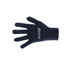 Santini Fietshandschoenen winter Blauw Unisex - Vega Extreme Winter Weather Proof Performance Gloves Nautica Blue