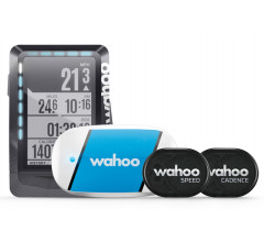Wahoo Fietscomputer set - ELEMNT & TICKR & RPM bundle