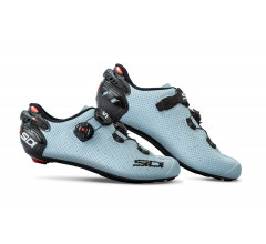 Sidi Race Fietsschoenen Opaal Heren / Wire 2 Carbon Air Blue Red Iriscident Limited Edition