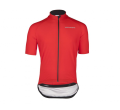 Vermarc Fietsjack winter unisex Rood  / ZERO AQUA Short Sleeves - Red
